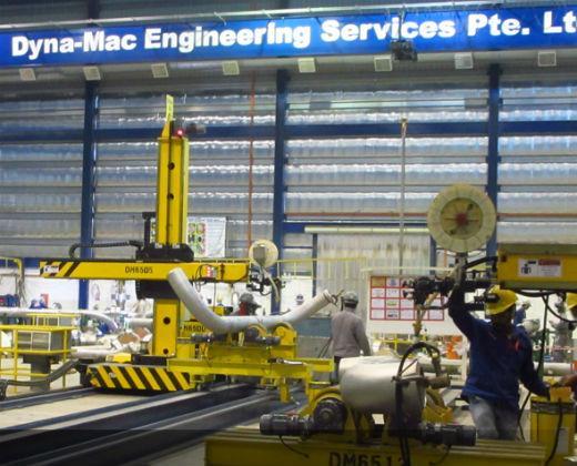 Dyna-Mac Factories