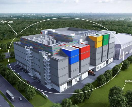 Google Data Centre
