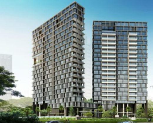 Paterson 2 High End Condominium