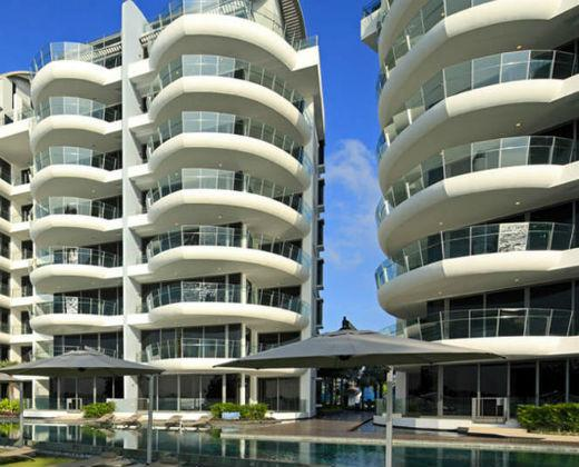 Seascape High End Condominium